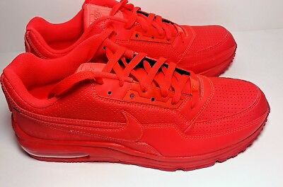 promo code c6fcf 82fa1 ... NIKE AIR MAX LTD 687977-666 MENS SHOES LIMITED CRIMSON RED Size 12 ...