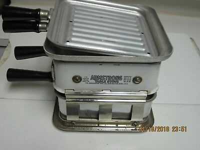 Vintage Armstrong Table Stove