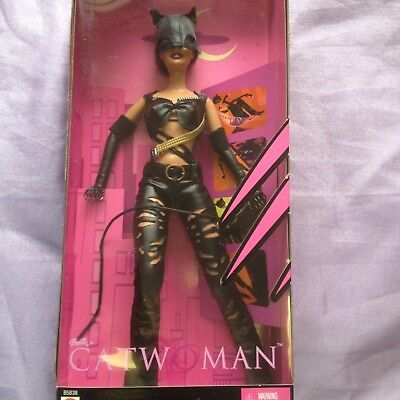Catwoman Barbie Doll (2004)