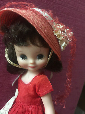 """American Character vintage 8"""" Betsy McCall doll"""