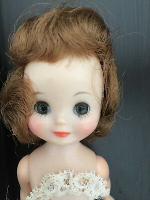 """American Character vintage 8"""" Betsy McCall doll in original clothing"""