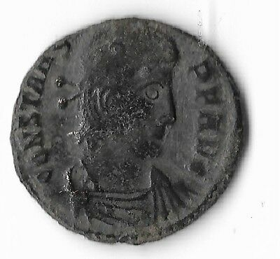 Rare Very Old Ancient Antique CONSTANTINE GREAT Roman Empire Era Invest War Coin