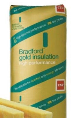 Insulation Batts - Bradford Gold High Performance R7.0 (430 mm)