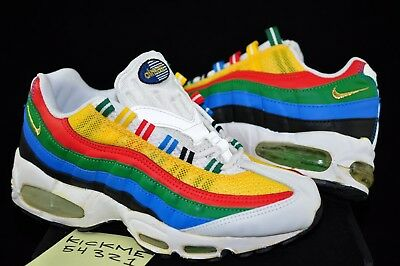 new arrival a4ba0 90301 2004 Nike Air Max 95 Olympic Ceremony Atmos Parra Powerwall Ds Monster Hoa  New