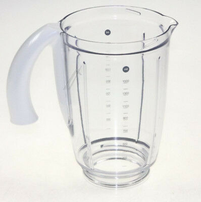 Kenwood Genuine Blender Jug Kw662509 For Fp108 Fp180 Fp185 Fp186 In Heidelberg