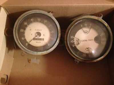 1937 plymouth  instrument inserts