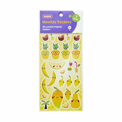Kadink Tropical Scented Stickers 25 Pack