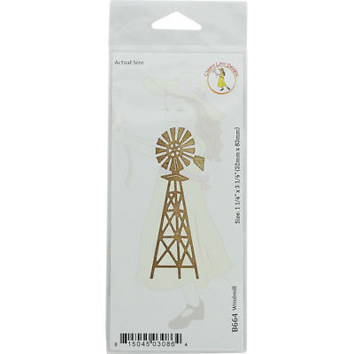 Cheery Lynn - Windmill Die - Compatible with Cuttlebug & Sizzix