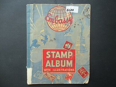 ESTATE: World collection in album - great mix of issues heaps   (5620)