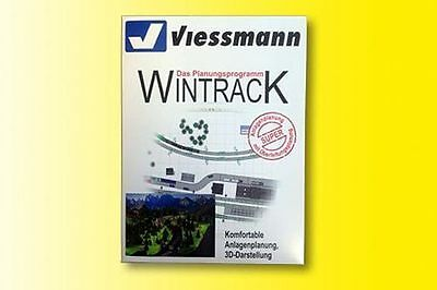 Viessmann 1006: Wintrack 12.0, Full Version with 3D