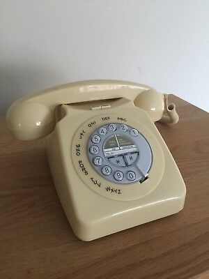 Geemarc Mayfair Retro Corded Telephone