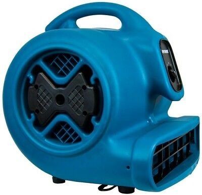 New High Velocity Air Mover P-630 1/2 HP Compact Lightweight Durable Cord Wrap