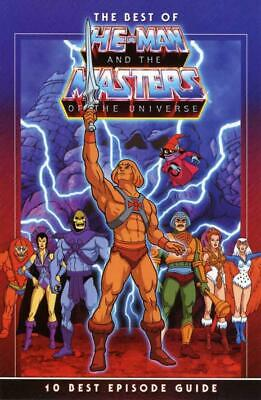 He-Man and the Masters of the Universe 11x17 TV Poster (1983)