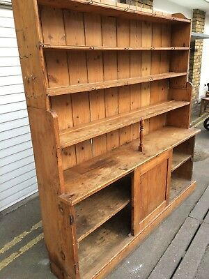 Antique Welsh Pine Dresser