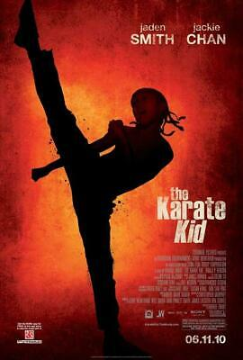The Karate Kid 11x17 Movie Poster (2010)