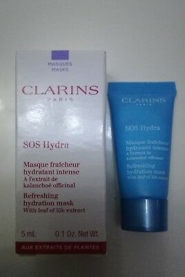 Clarins Sos Hydra Mask 5Ml