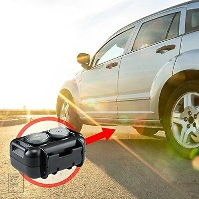 Weatherproof Secret Under Car Safe Box Magnetic Stash Hidden Insulated Diversion