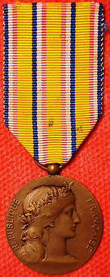 France HONORING MEDAL OF FIREFIGHTERS