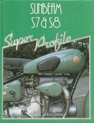 Sunbeam S7 & S8 ( 1947 - 1956 ) Design , Development & Production History Book