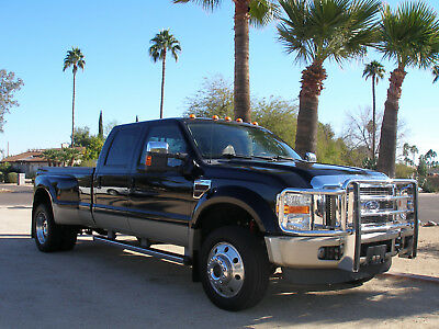 2009 Ford F-450 KING RANCH 09 KING RANCH DUALLY 4X4 CREWCAB 6.4L DIESEL 52K MILES EXTREMELY CLEAN ARIZONA