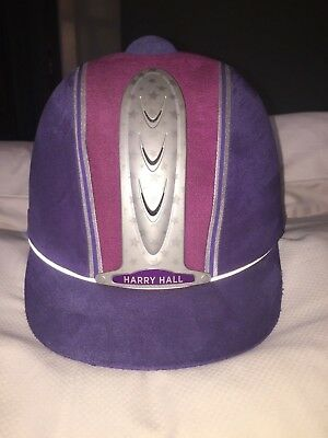 Harry Hall Junior Legend Riding Hat. Size 6 5/8 or 54.