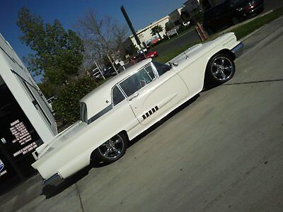 1958 Ford Thunderbird  1958 FORD THUNDERBIRD  Motortrends Car of the Year for 1958