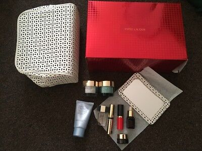 Estée Lauder Gift Set Bag Defend by Day Detox by Night Xmas Gift RRP £85.00