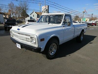 1970 Chevrolet C-10 C20 1970 Chevrolet C20 Pick-up. Restored Custom