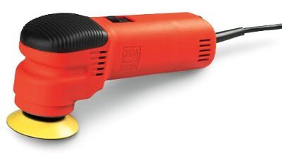 "Griot's Garage 10739LNGCRD 3"" Dual Action Random Orbital Polisher with 25' Cord"