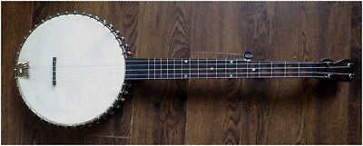 Vintage Open Back 5 Nylon String Banjo + Made in USA Lyle and Healey