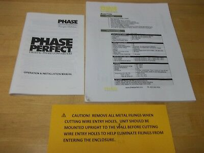 PHASE PERFECT  Digital 3 phase converter