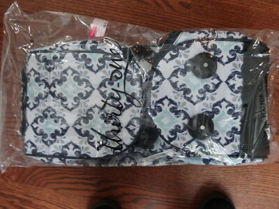 THIRTYONE Thirty One 31 Gifts Wheels Up Roller BRAND NEW Flab Flourish