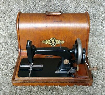 🔶 Singer 48K | Antique Sewing Machine 1903 | Full Restoration | FREE Shipping