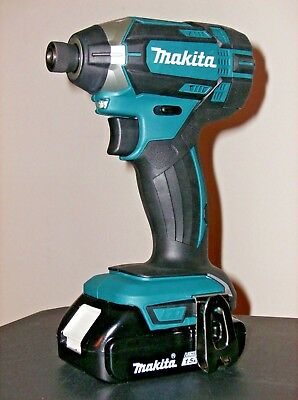 Makita DTD152 18-Volt LXT Lithium-Ion Impact Driver Cordless With Battery NEW