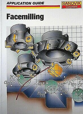 CNC Facemilling Guide Book - NEW