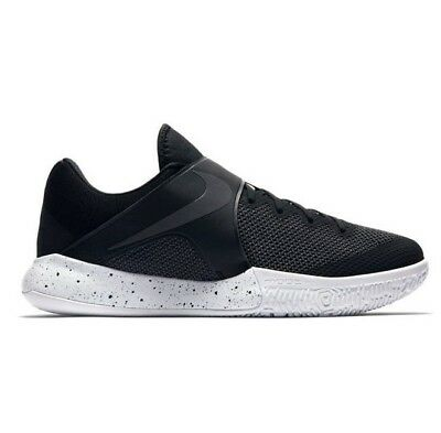 62233dd11df2 Nike Zoom Live Black Anthracite 852421 001 Men s Basketball Shoes Size 10.5