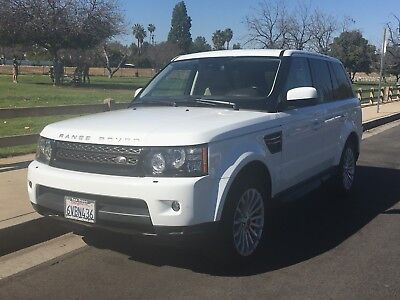 2013 Land Rover Range Rover Sport HSE 7 months Certified Factory warranty remaining up to 100k miles