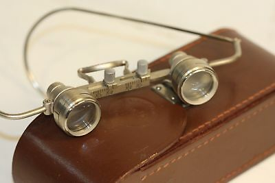 CARL ZEISS JENA Magnifier Loupe glasses