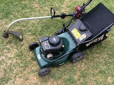 Victa Lawn Mower 4.5HP BRIGGS & Whipper snipper Knox Vic