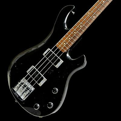Gibson Q-80 Bass 1986 vintage Black Rare Bass Guitar w/ soft case From JAPAN F/S