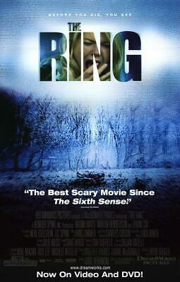 The Ring 11x17 Movie Poster (2002)