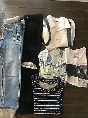 Boys Bulk Clothes Size 5-6 Seed Country Road Bardot Indie Kids