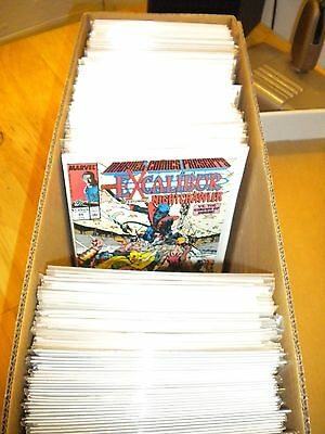Pick any 12 Marvel comics Spidey,Xfolks,Thanos ect NM to NM+ unless noted