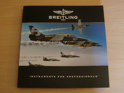 Breitling 1884 Instruments For Professionals Chronolog 2012 Katalog