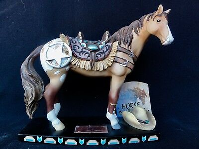 """Westland Horse Of A Different Color """" Western Mustang """" Horse #00010 Of 10000"""