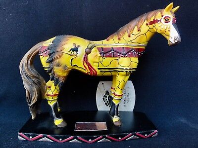 """Westland Horse Of A Different Color """" Chieftan Trail """" Horse #00011 Of 10000"""