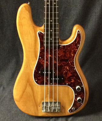 Fender USA  Precision Bass Electric Bass Guitar