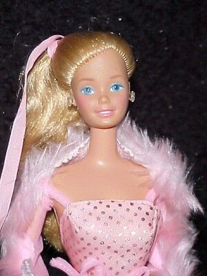 PINK 'N PRETTY BARBIE with original outfit & jewels loose