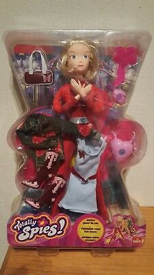 Totally spies rare doll Clover 2006 new