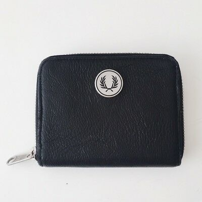 Fred Perry Leather Wallet